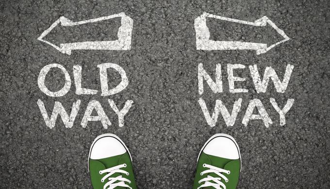 過去と未来の選択