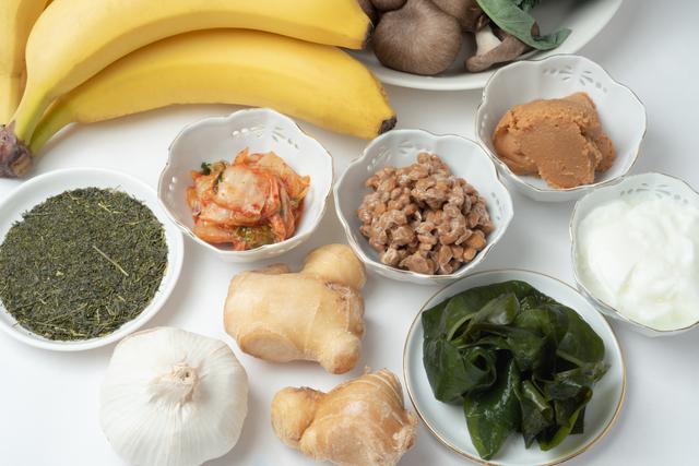 下関 ジム 免疫によい食べ物